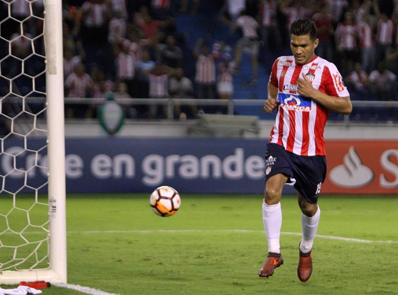 Guaraní y Junior se juegan el pase a la Libertadores