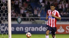 Junior remontó gracias a los goles de Teo y Ruiz. EFE