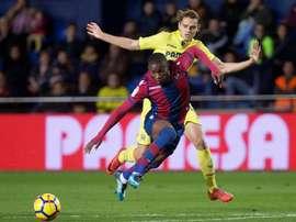 El futbolista colombiano se marcharía por 28 'kilos'. EFE/Archivo