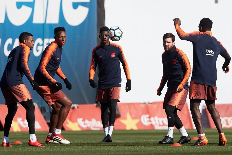Les compos sont là — Barça-Getafe