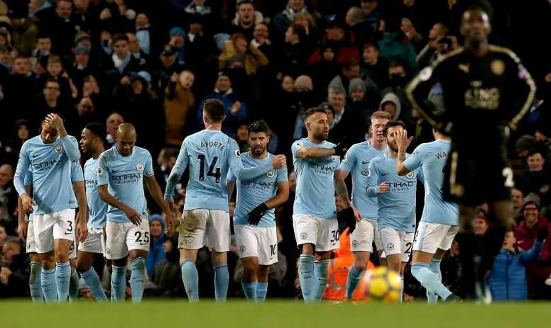 Wicky: Man City have no weaknesses. EFE