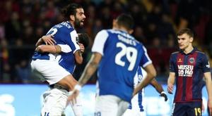 Sérgio Oliveira pode rumar à Grécia. AFP