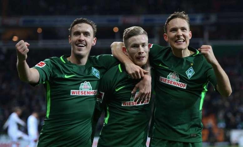 Con Kruse, el Bayer Leverkusen reforzaría el ataque a coste cero. EFE