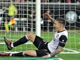 Le Galicien s'est blessé face au Betis Séville. EFE