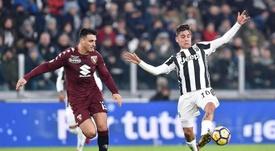 La Serie A adelantó el derbi de Turín 24 horas. EFE/Archivo