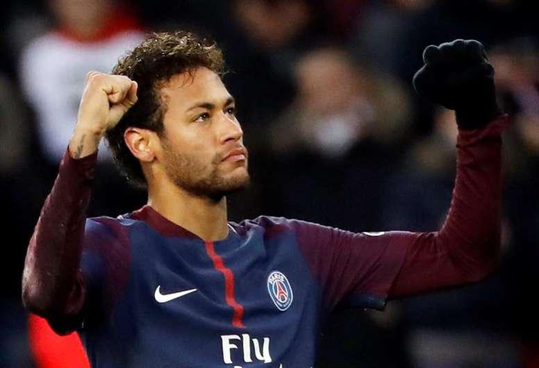 El presidente de España no quiere ver a Neymar en el Madrid. EFE/Archivo