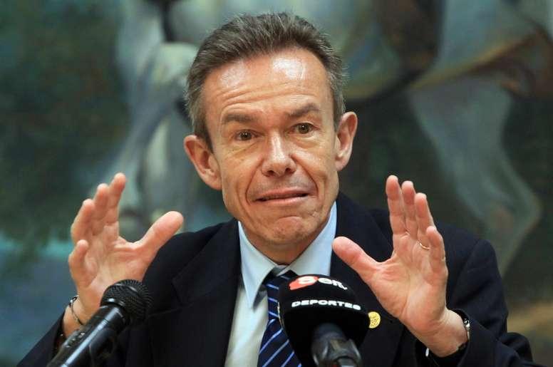 El director general adjunto del Comité Olímpico Internacional, Peré Miró. EFE/Archivo