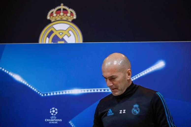 Zidane no quiere hablar de individualidades. EFE