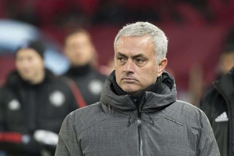 Mourinho se ha mostrado partidario del VAR. EFE