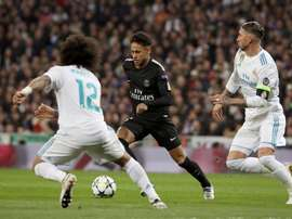 Yuri voit Neymar au Real Madrid. EFE