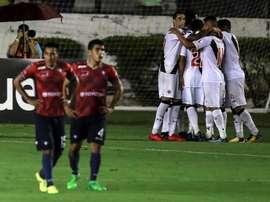 Paulão comemora 'poder de decisão' pelo Vasco e Paulinho diminui 'pancada' em gol: 'Libertadores é i