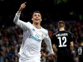 Cristiano Ronaldo é uma imagem de marca. EFE