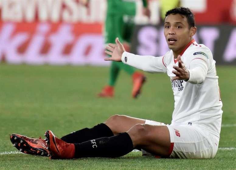 Muriel analizó el encuentro de vuelta ante el Bayern. EFE/Archivo