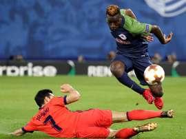 Amadou Haidara, en los planes del Southampton. EFE