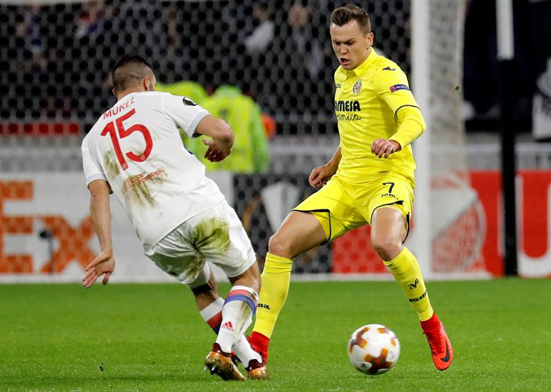La défense à cinq travaillée avant Villarreal — Lyon