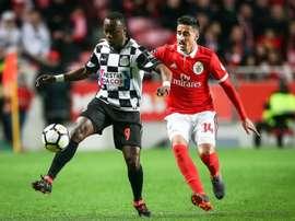 Goleada del Benfica en casa. EFE