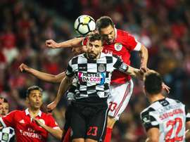 Prováveis escalações de Benfica e Boavista. EFE