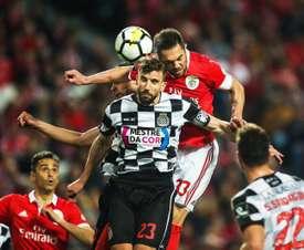 El Boavista venció por 1-0 al Estoril. EFE
