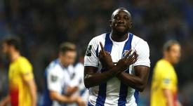 O FC Porto bateu o Vitória de Setúbal por 5-1. EFE