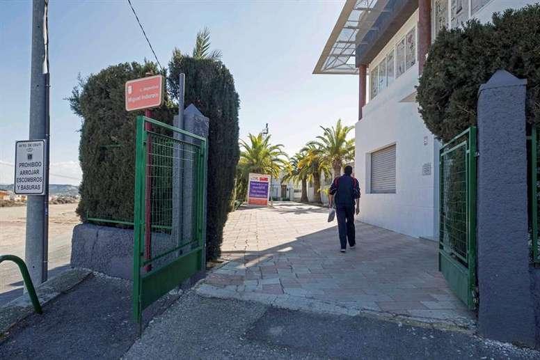 La Federación Murciana condenó la trama de apuestas ilegales. EFE