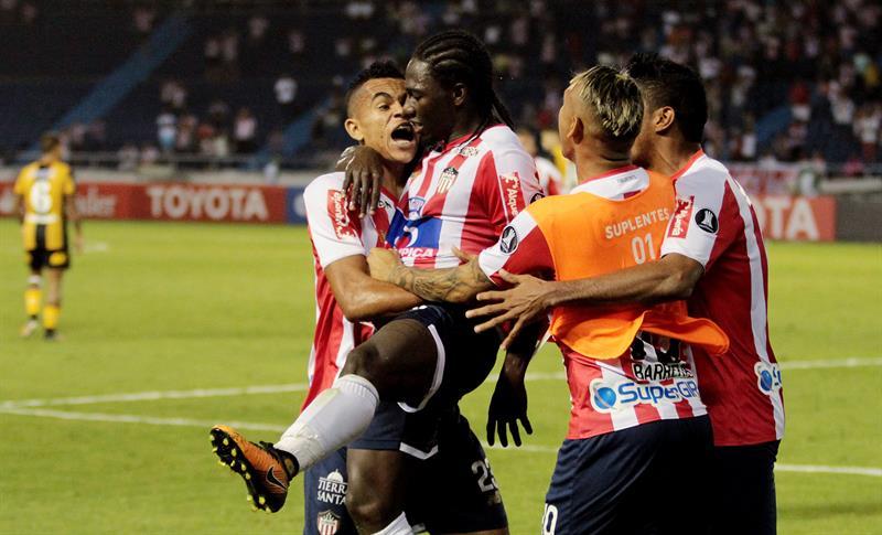 Junior empata a cero y clasificó a la Copa Libertadores