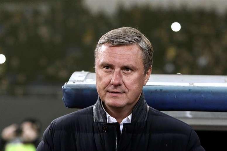 El Dynamo de Kiev cesa a su técnico. EFE