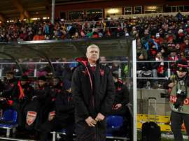 Arsene Wenger's side hold a comfortable lead going into the second leg. EFE/Archivo