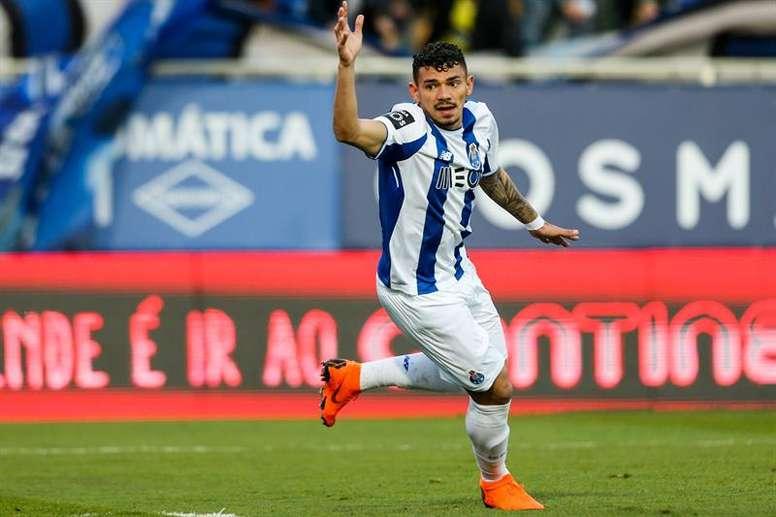 El Oporto es líder de la clasificación con 63 puntos. EFE