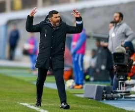 FC Porto bateu o Belenenses por 3-2. EFE