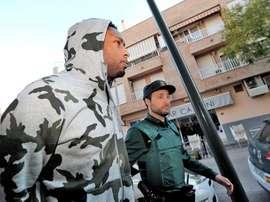 Rúben Semedo está em prisão preventiva. EFE