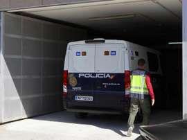Tranquilidad en el Talavera ante la acusación de amaño. EFE