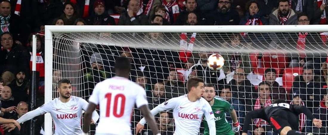 El Spartak dejó el título en bandeja al Lokomotiv. EFE