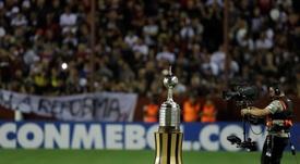 Só oito clubes passam para o próxima fase da Libertadores. EFE/Archivo