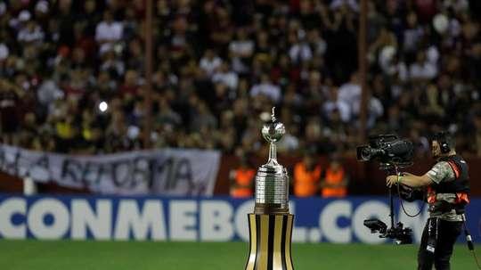 Estos son los 16 clasificados a octavos final de la Copa Libertadores 2020. EFE