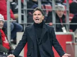 El Wolfsburgo ha vuelto a empatar a uno contra el Mainz 05. EFE