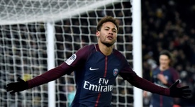 L'avenir de Neymar est plus que flou. EFE