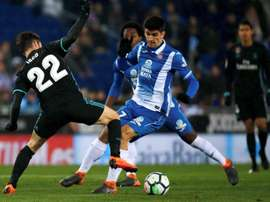 Moreno netted Espanyol's winner. EFE