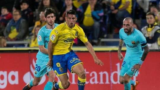 El delantero argentino interesa a la directiva sevillista. EFE
