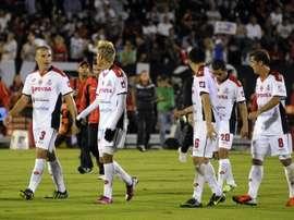 Deportivo Lara venció a Independiente por 1-0. EFE/Archivo
