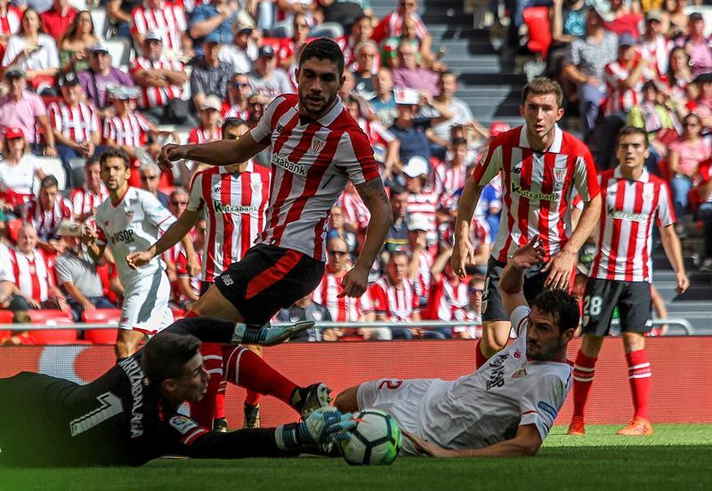 Muriel se reportó con gol en victoria del Sevilla