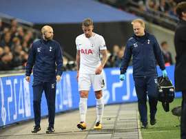 Alderweireld has become out-of-favour at Spurs. EFE/Archivo