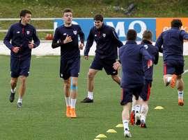 Bilbao prolonge le jeune joueur. EFE