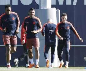 A próxima janela de transferências promete ser agitada no Barcelona. EFE