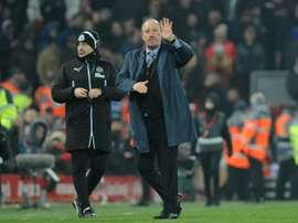 Benitez has worked wonders with Newcastle. EFE