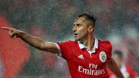 Rúben Dias marcou um dos golos. EFE