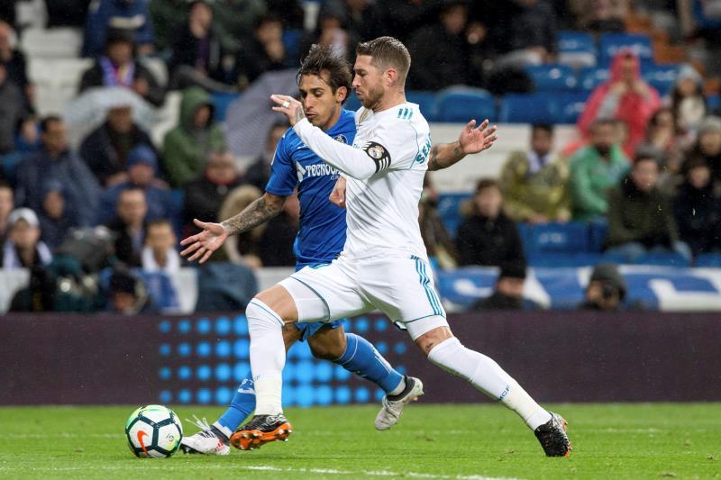 Cristiano celebró el triunfo de Real Madrid en las redes