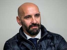 El director deportivo negó el interés de la Roma en el joven portero. EFE