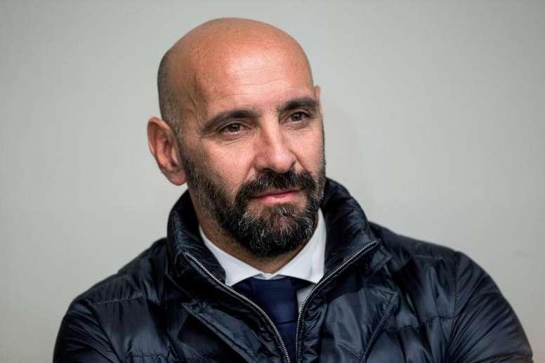 Monchi, en Inglaterra, es el Messi del reclutamiento. EFE