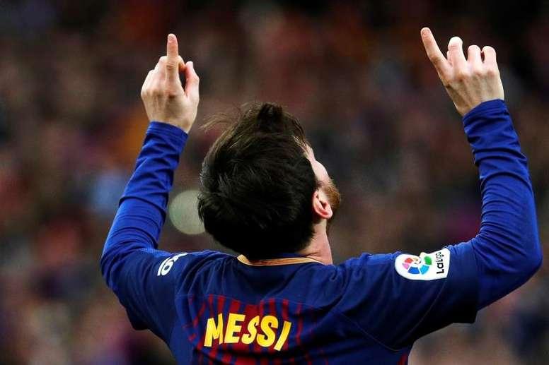 Bientôt le sacre pour Messi et ses coéquipiers ? EFE