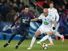 Aymen Abdennour pourrait revenir au TFC. EFE